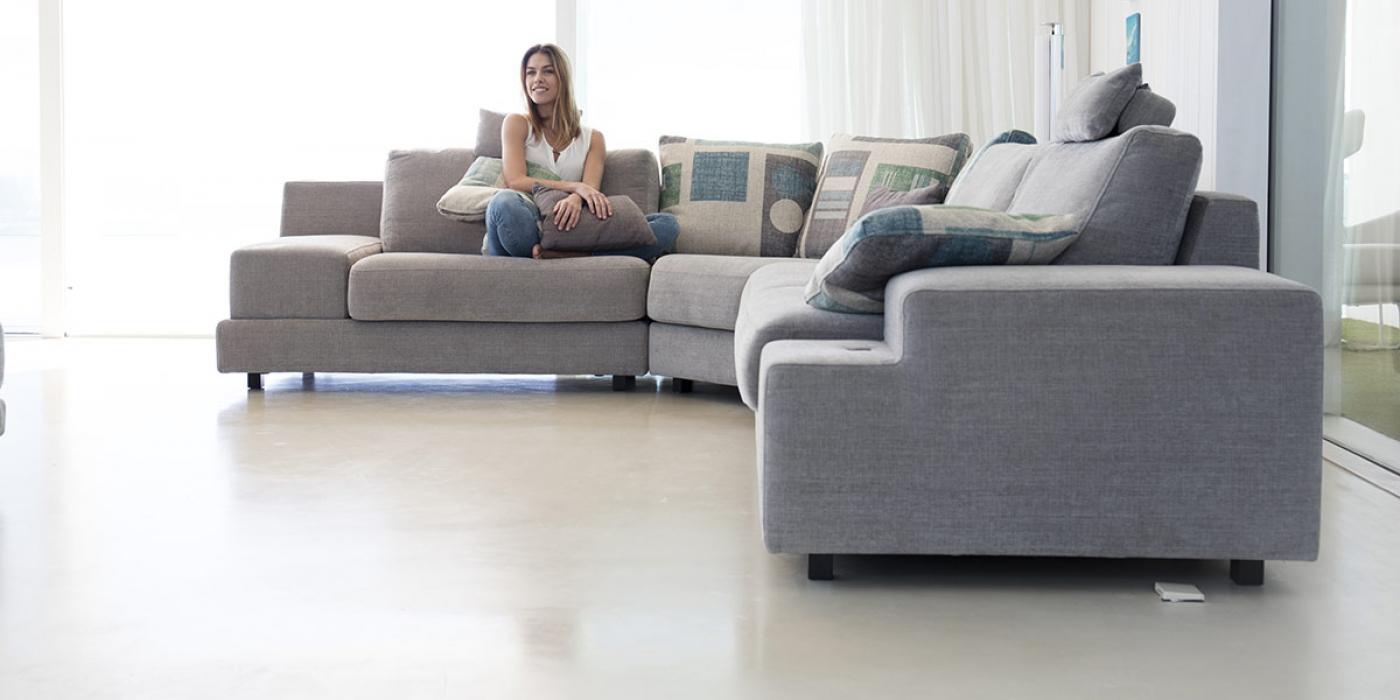 Fama Calessi Modular Sofa Corner Sofas Waterford