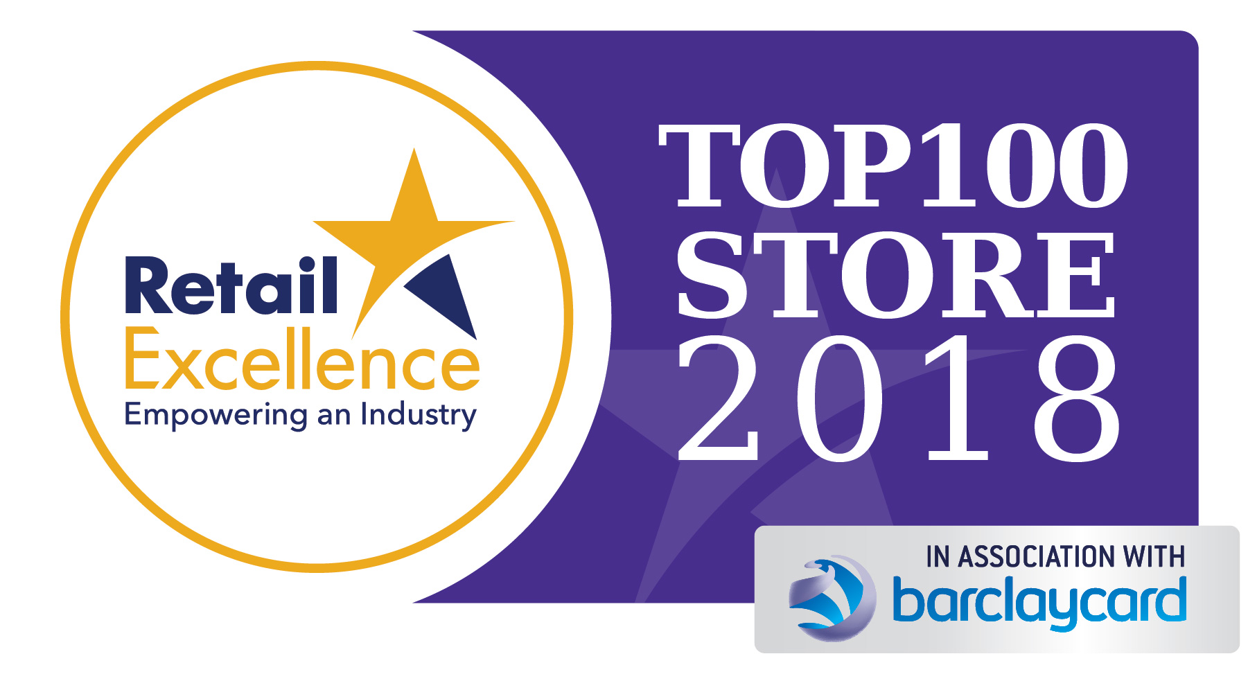 Retail Excellence Top 100 Store